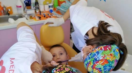 Radio Oltenia: Zâna Merciluță a ajuns la copiii de la Sălcuța