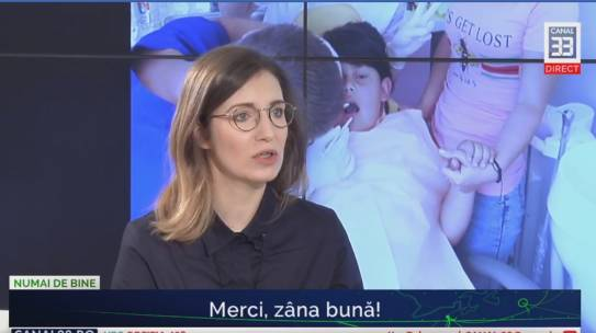 Canal 33 România: Merci, Zâna Bună!