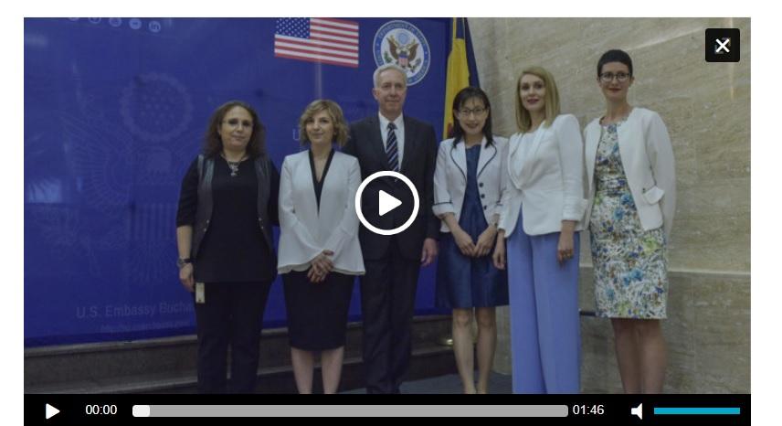 """Stirile ProTV: Cine sunt cele 5 românce care au primit de la Ambasada SUA premiul """"Femei curajoase"""""""