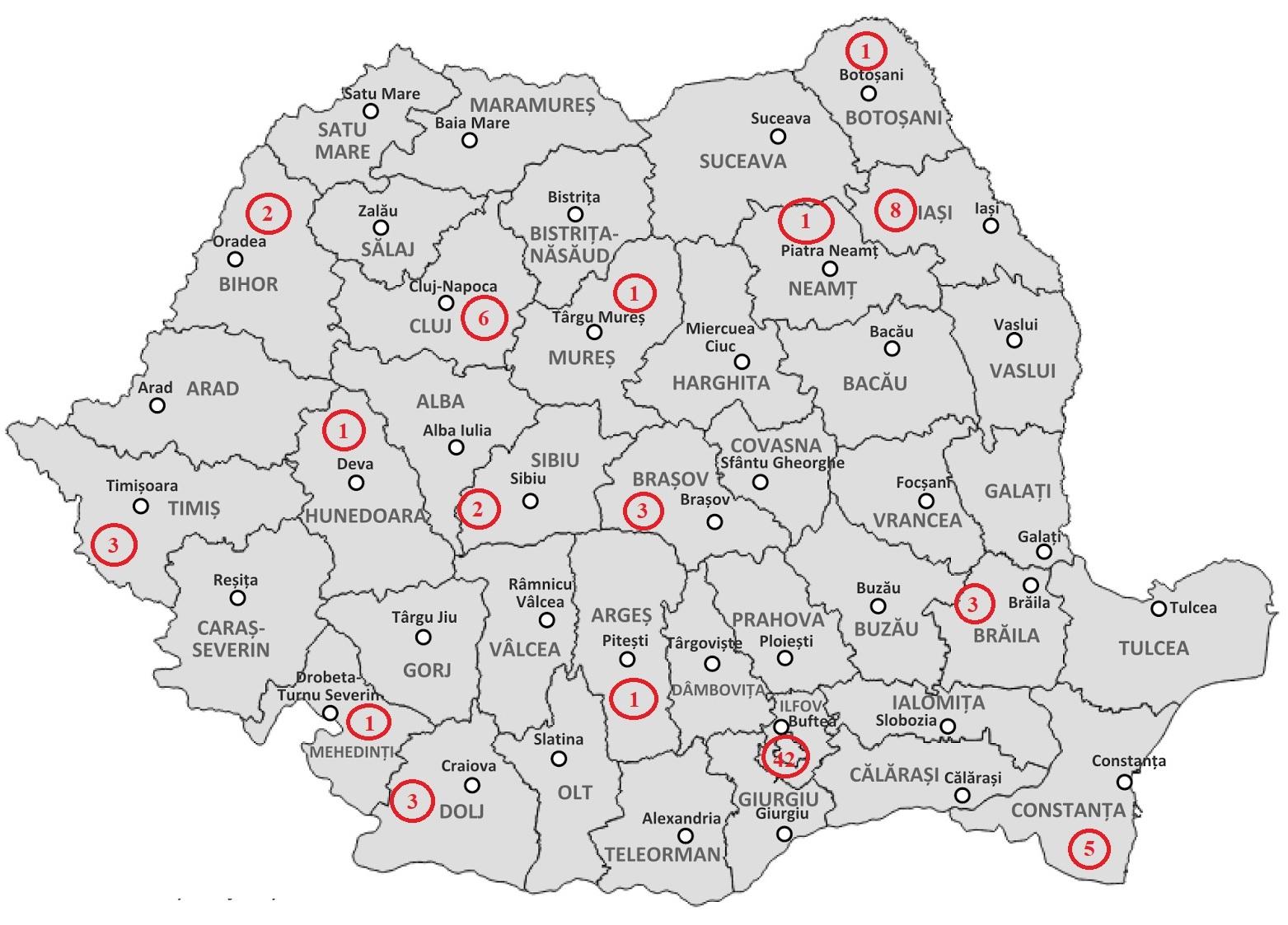 """Program de voluntariat pentru medici dentiști în cabinetul stomatologic mobil """"Zâna Merciluță"""""""