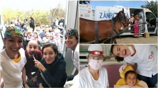 IqAds: [Povești de bine] Prietena copiilor din medii defavorizate