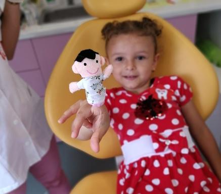Zâna Merciluță a vizitat 80 de copii din județul Vaslui