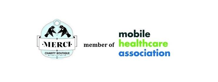 Merci Charity a devenit singura asociație din Europa membră a Mobile Healthcare Association, USA