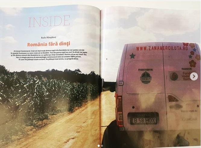 Revista Sinteza: România fără dinți