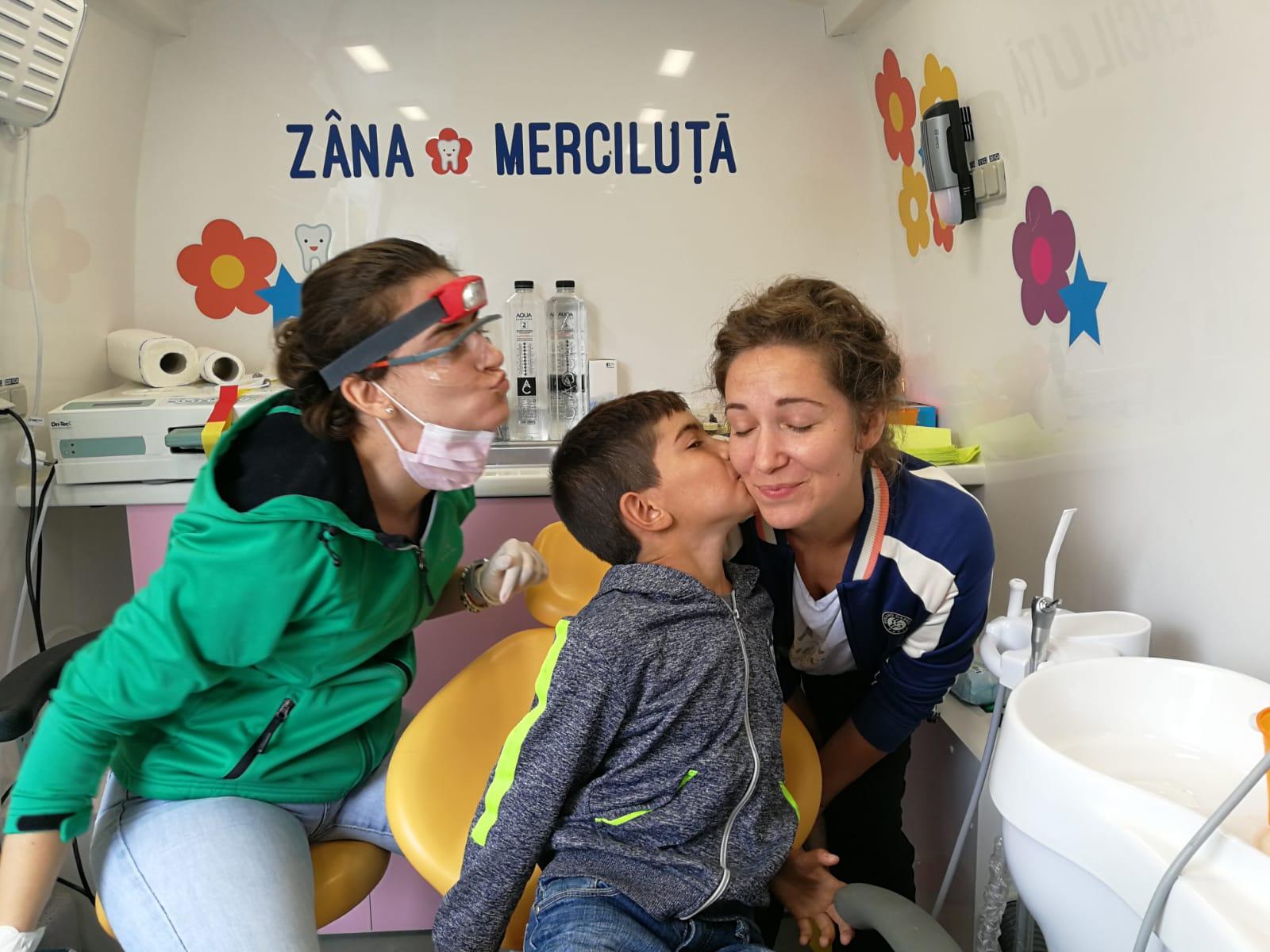Femeia.ro: Zâmbet de copil pentru o viață!