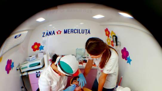 Monitorul de Galați: Copiii din 5 localităţi gălăţene vor beneficia de servicii medicale dentare gratuite