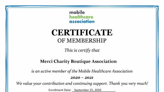 Trei ani în comunitatea Mobile Healthcare Association, SUA